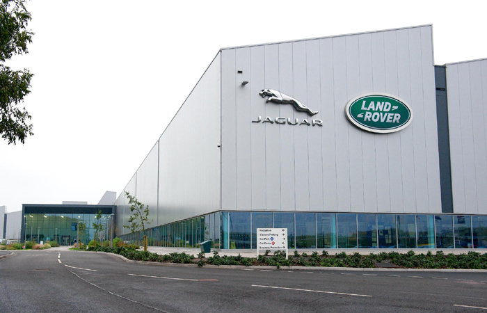 Jaguar Headquarters Photo