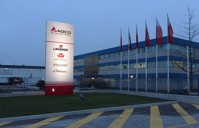 AGCO Corporation Corporate Office Photo
