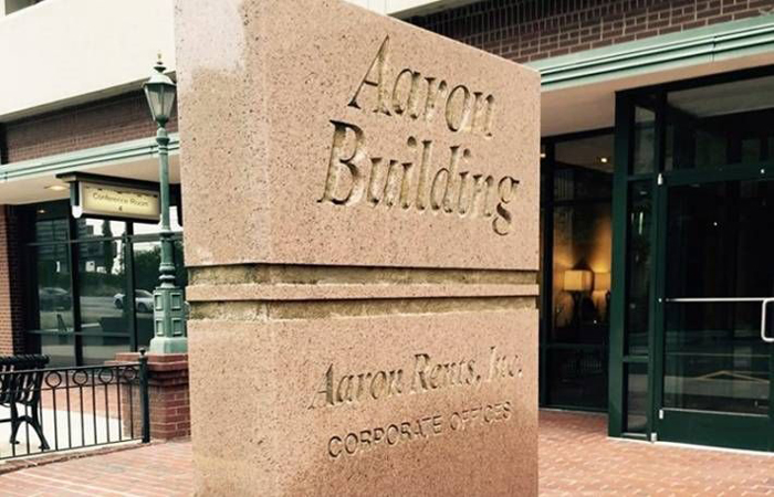 Aarons Headquarters Photo