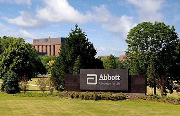 Abbott Laboratories Headquarters Photo