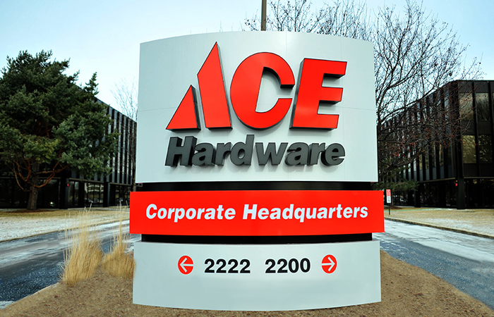 Ace Hardware Headquarters Photo