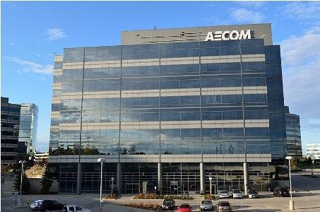 Aecom Headquarters Photos