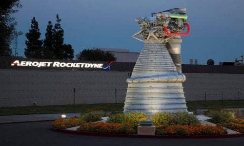 Aerojet Rocketdyne Headquarters Photos