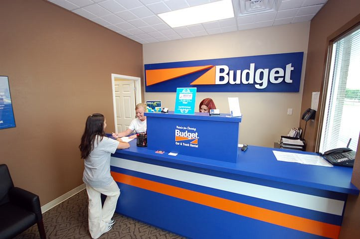 Budget Rent a Car Corporate Office Photos