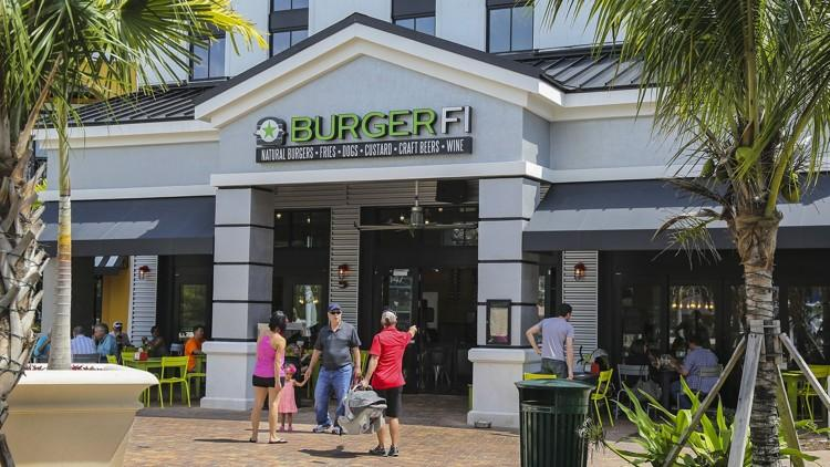 BurgerFi Headquarters Photos