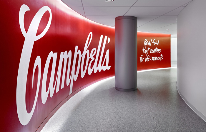 Campbell Soup Company Corporate Office Photo