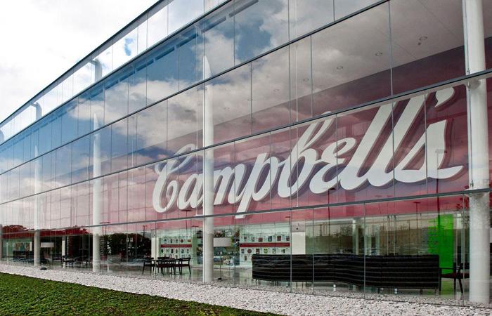 Campbell Soup Company Headquarters Photo