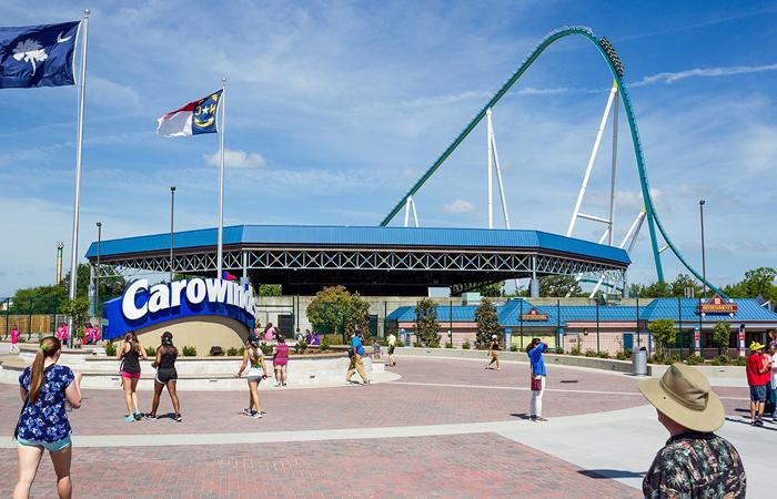Carowinds Corporate Office Photo