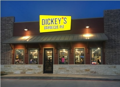 Dickey's Barbecue Pit 1