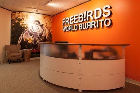 Freebirds World Burrito 1