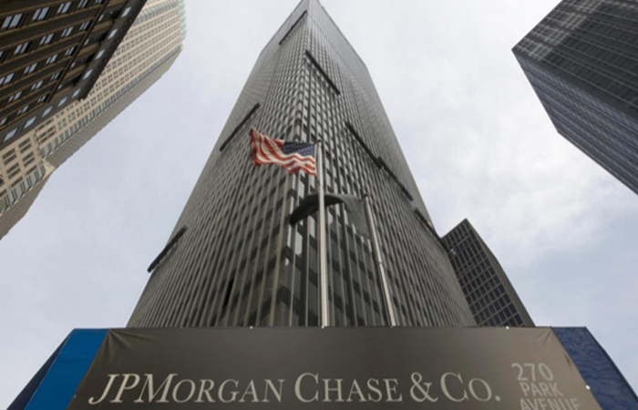 JPMorgan Chase Corporate Office Photo