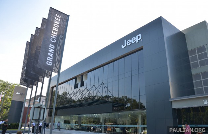 Jeep Headquarters Photo