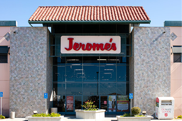 Jeromes Corporate Office Photo