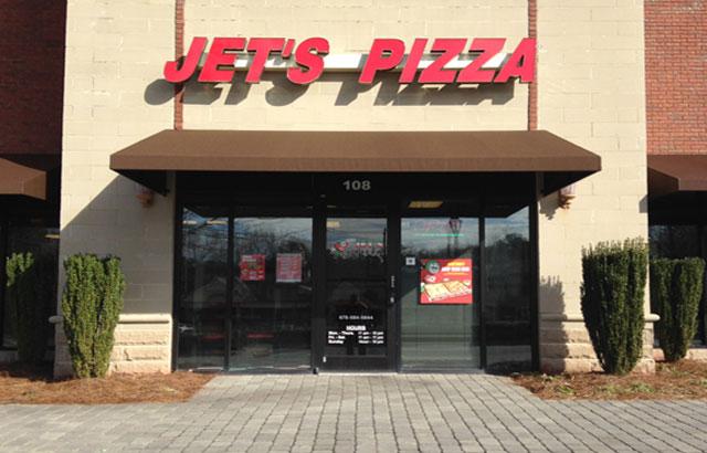 Jets Pizza Headquarters Photo