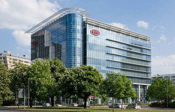 KIA Corporate Office Photo