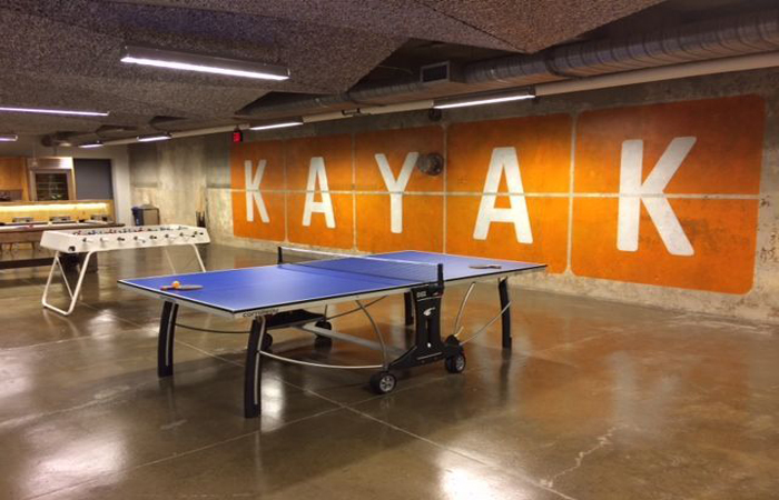 Kayak Corporate Office Photo