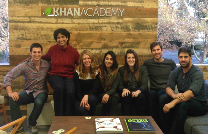 Khan Academy Corporate Office Photo