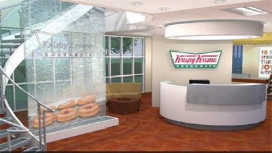 Krispy Kreme Headquarters Photos