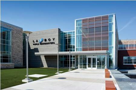 La-Z-Boy Headquarters Photos