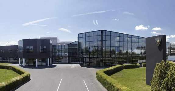 Lamborghini Headquarters Photos 1