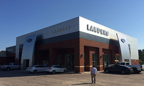 Landers Ford Headquarters Photos