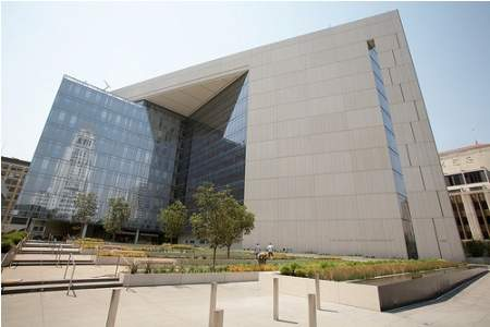 Los Angeles Police Department Headquarters Photos 1
