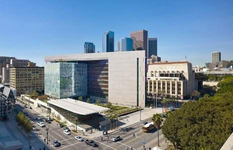 Los Angeles Police Department Headquarters Photos