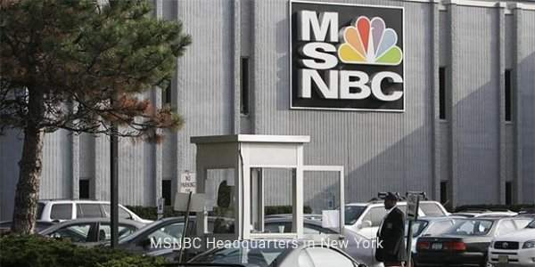 MSNBC Headquarters Photos 1