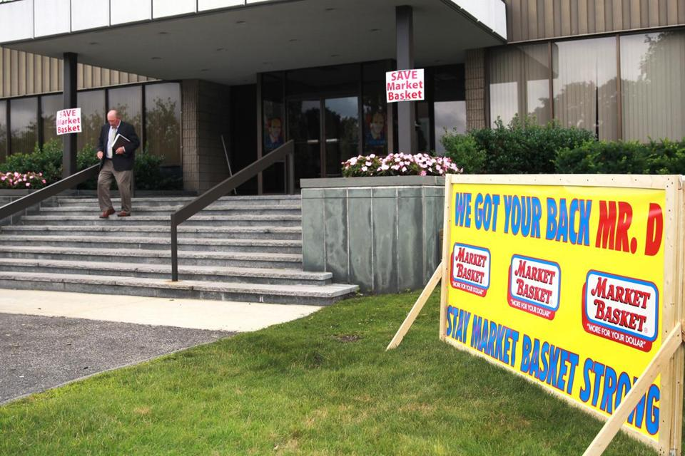 Market Basket Headquarters Photo