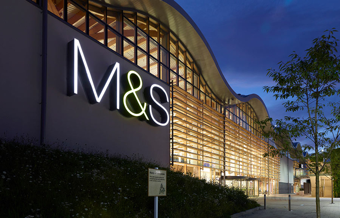 Marks & Spencer Headquarters Photo