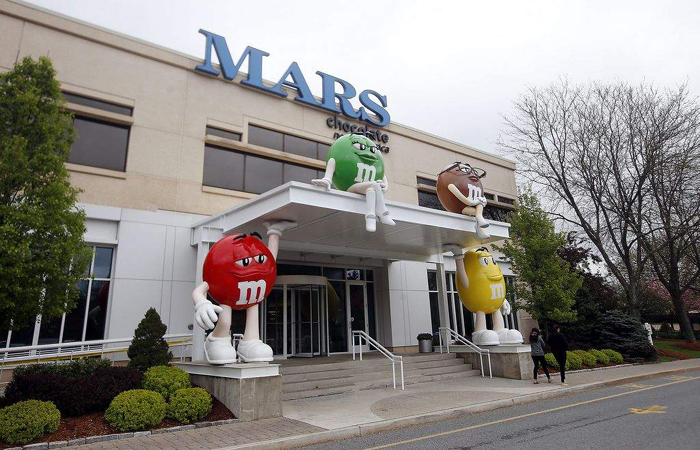 Mars Corporate Office Photo