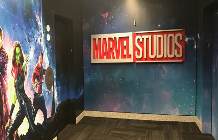 Marvel Corporate Office Photo