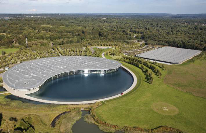 Mclaren Headquarters Photo