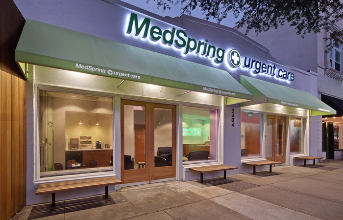 Medspring Corporate Office Photo