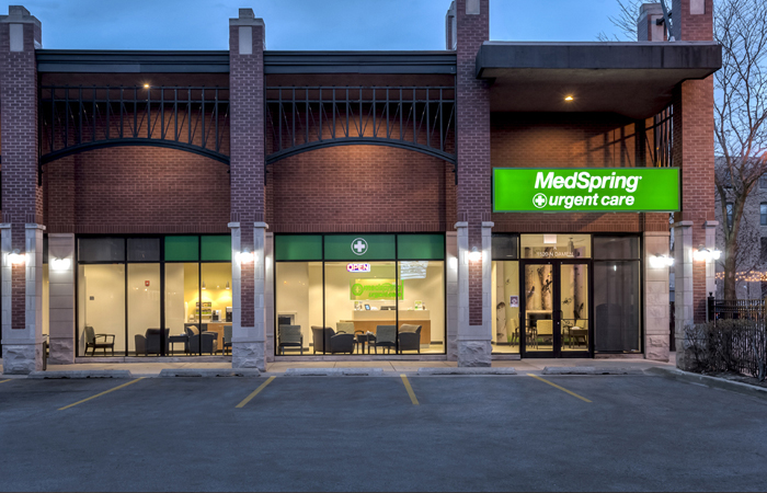 Medspring Headquarters Photo