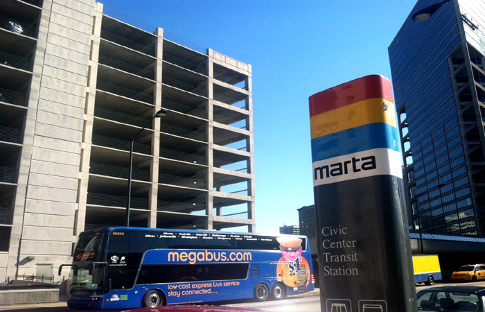 Megabus Corporate Office Photo
