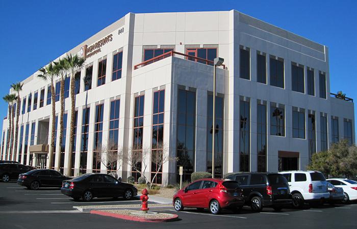 Mgm Resorts Headquarters Photo