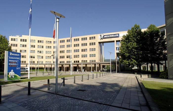 Michelin Headquarters Photo