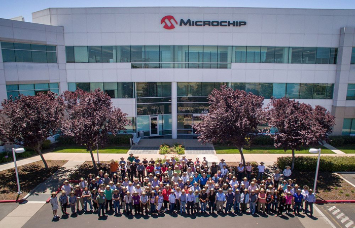 Microchip Technology Corporate Office Photo
