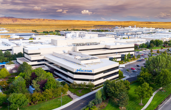 Micron Technology Headquarters Photo