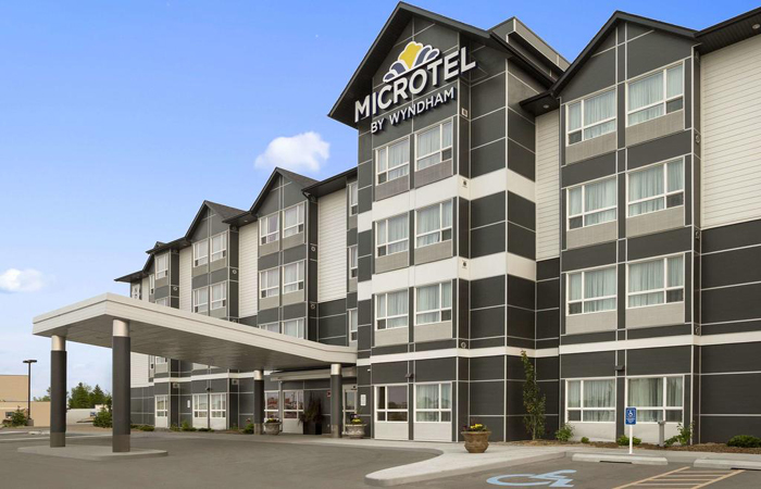 Microtel Hotels Headquarters Photo