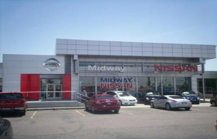 Midway Nissan Corporate Office Photo