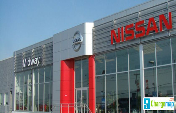 Midway Nissan Headquarters Photo
