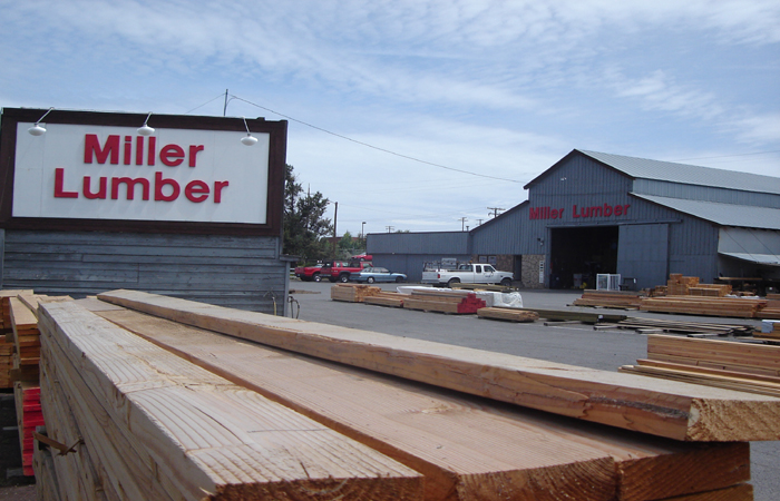 Miller Wholesale Lumber Co Headquarters Photo