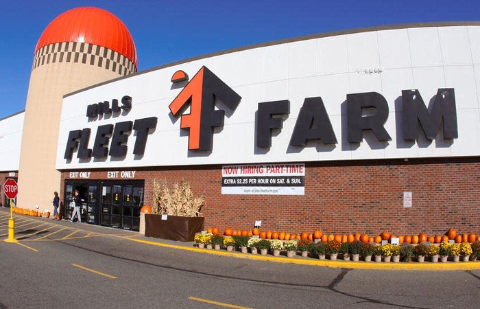 Mills Fleet Farm Headquarters Photo