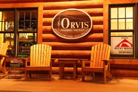 Orvis Headquarters Photos
