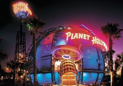 Planet Hollywood Headquarters Photos 1