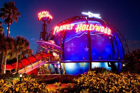 Planet Hollywood Headquarters Photos