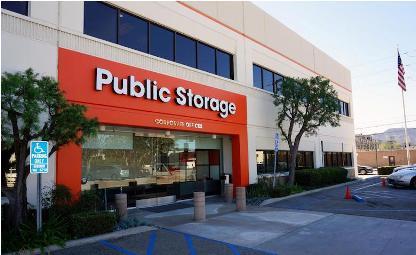Public Storage Headquarters Photos