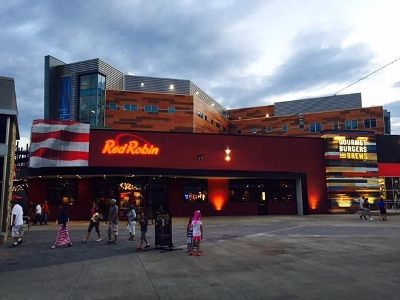 Red Robin Headquarters Photos